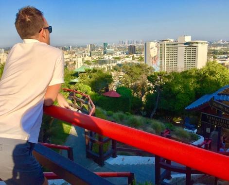 Hollywood Overlook - MR